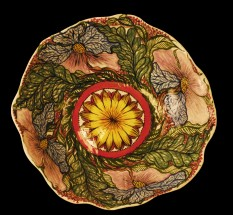 Bowl: Sunflower