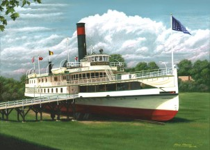 The Ticonderoga