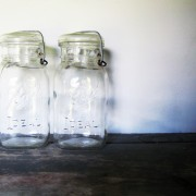 Canning Jars, Olson House