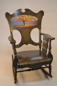 Autumn Maple Rocker, Mike Mayone