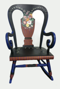 Flower-Full Urn, Joan Drew