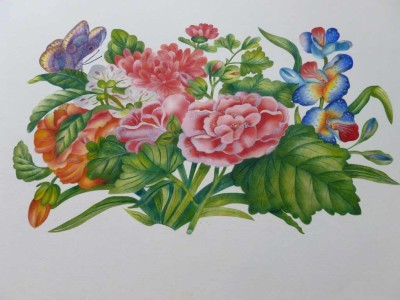 Compote of Flowers