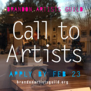 Call to Artists Spring 2019