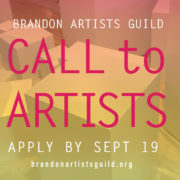 Call to Artists: Fall 2018 Exhibiting Member Jury