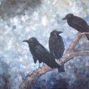 Three Crows